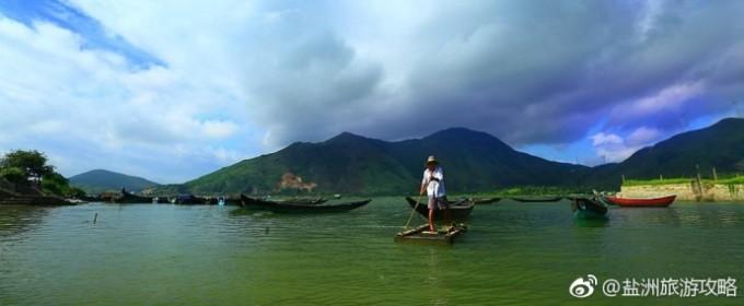 惠州盐洲岛之旅攻略两天一夜自由行攻略.,惠州v之旅ios神仙夏日道图片