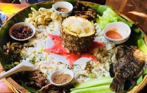 西双版纳美食-芭蕉·森林 精品傣味餐厅
