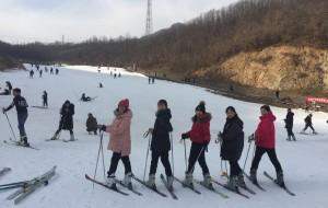 【鲁山图片】红尘做伴三——河南尧山温泉滑雪走起