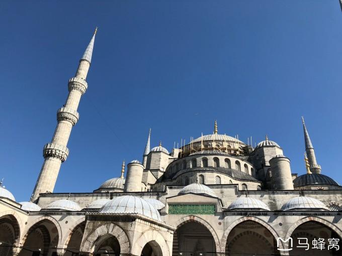 星罗棋布,就是用来形容土耳其的 ; )(上)图片