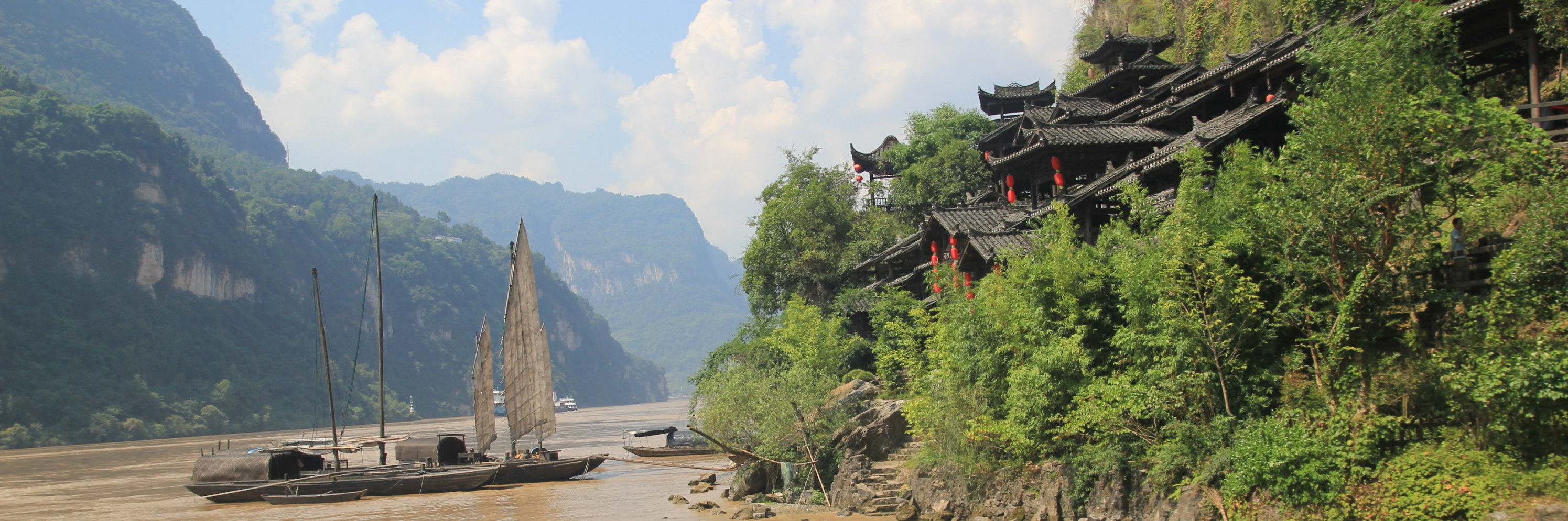 yangtze river sanxia tribe