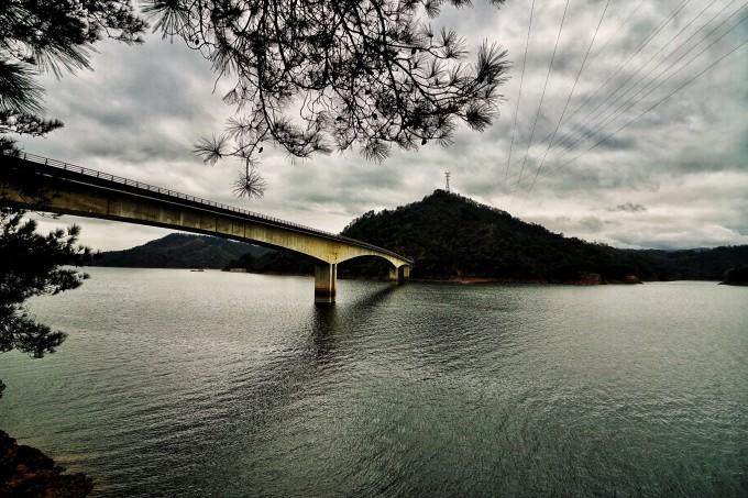 千岛湖小金山大桥