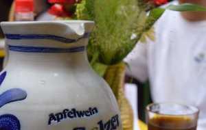 法兰克福美食-Apfelwein Solzer