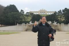 东欧六国之旅...维也纳美泉宫风景实拍