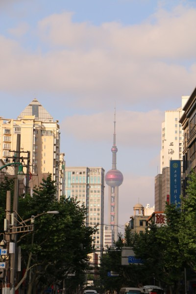 上海游记--蚂蜂窝