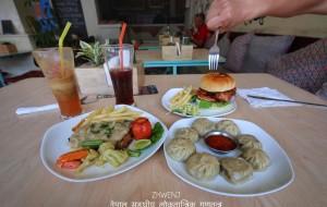 博卡拉美食-Alchemy Cafe Pokhara