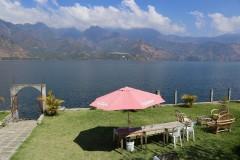 危地马拉游(二)阿蒂特兰湖