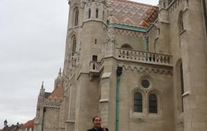 【匈牙利图片】东欧六国之旅...匈牙利马什加教堂风景区随拍