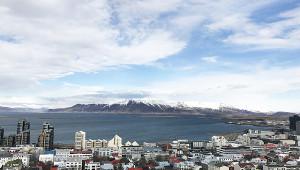 当一个冰岛的浪荡游民