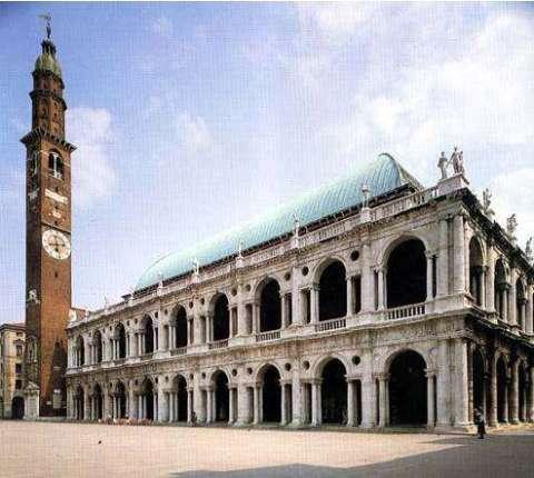 艺术之城 维琴察圆厅别墅 帕拉迪奥路 奥林匹克歌剧院