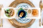 泰国曼谷米其林推荐 Blue Elephant蓝象餐厅套餐预定(比利时授星名店受欢迎的宫廷泰国菜)