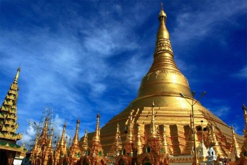 仰光5晚6天跟团游(全程当地五星精选酒店+曼谷纯玩+缅甸精华景点游