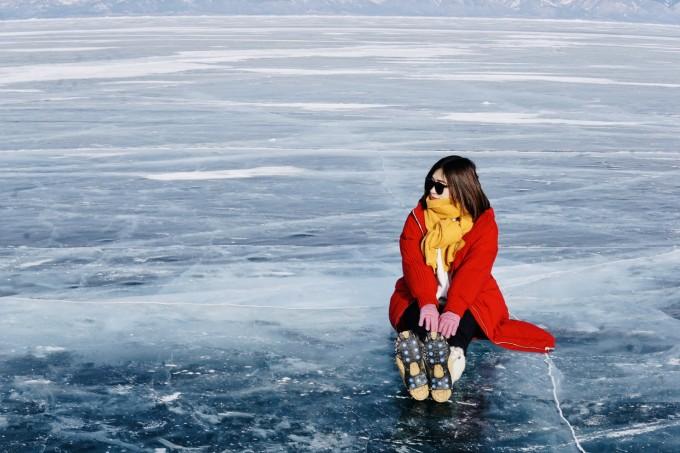 去贝加尔湖看蓝冰~,贝加尔湖自助游攻略-马蜂窝freekick14攻略图片