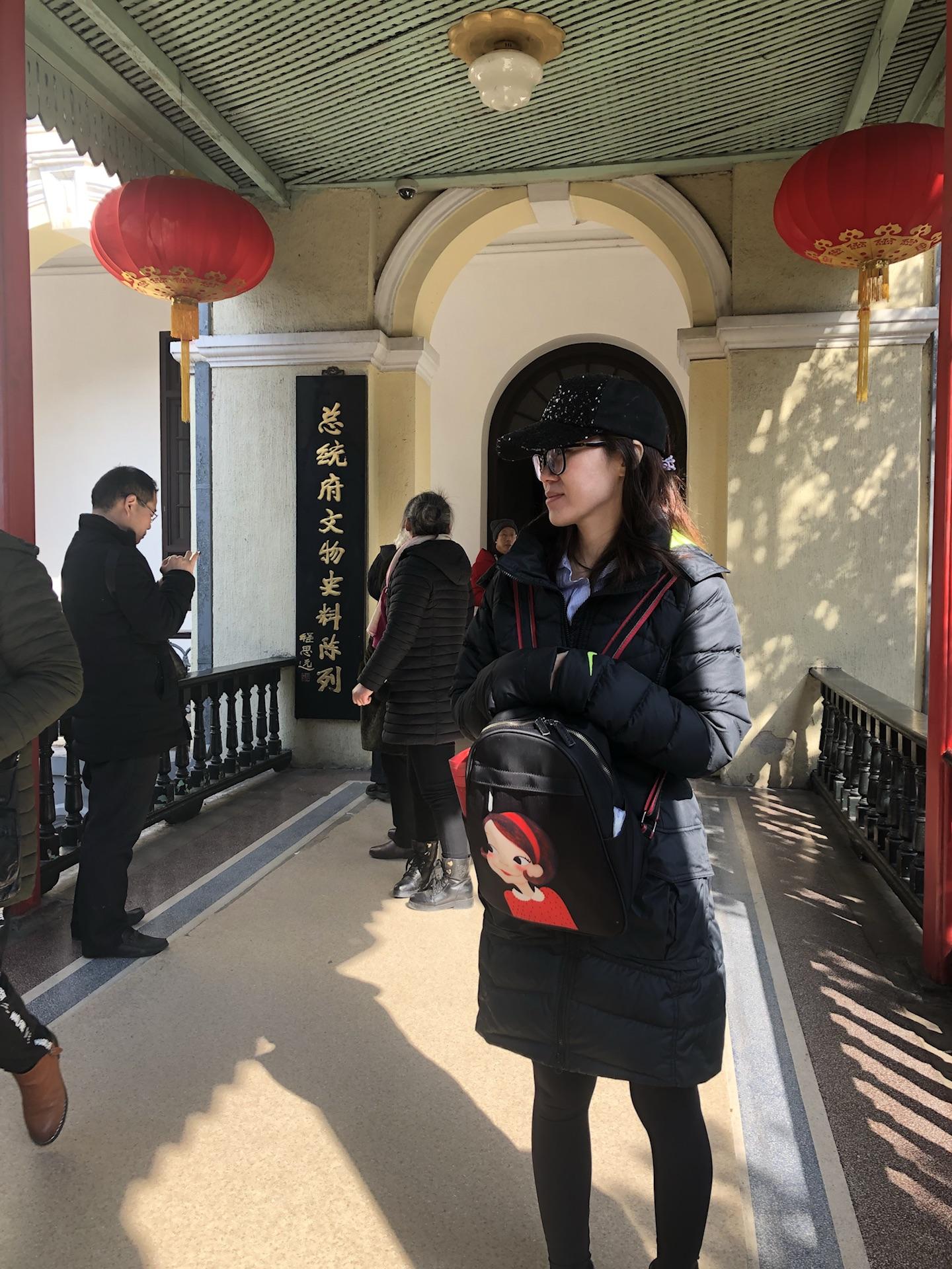 南京之总统府、南京大学、雨花台