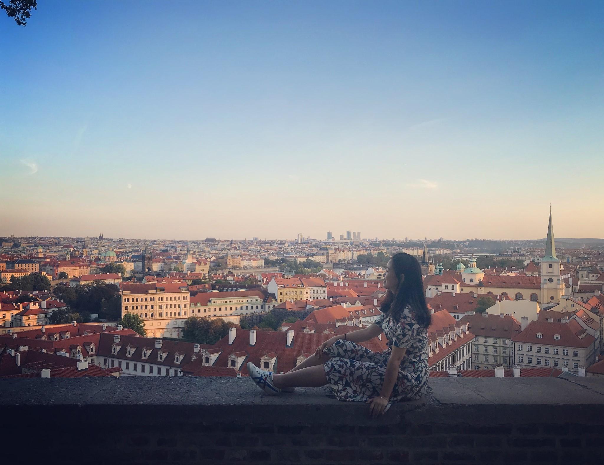 布拉格 | 是猝不及防的暧昧城市啊