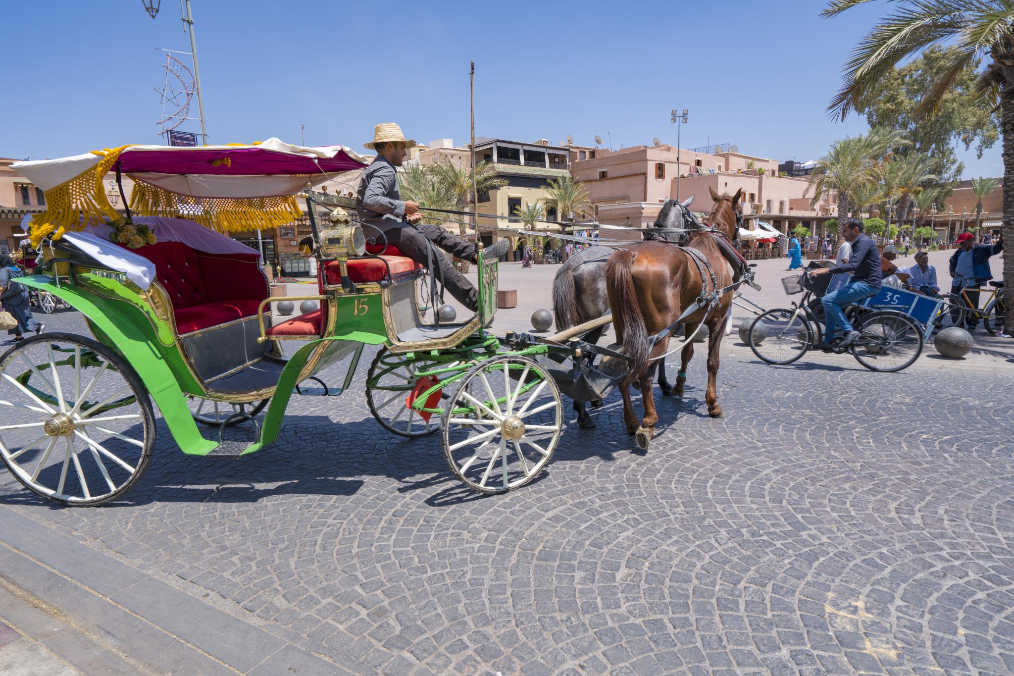 生活不只苟且,还有诗和远方,探寻色彩斑斓的国度摩洛哥_游记