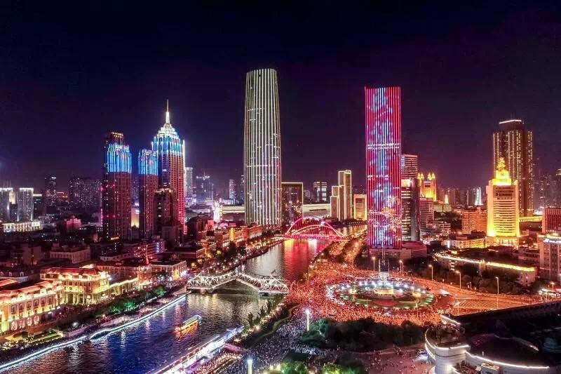 天津—我可爱的家乡