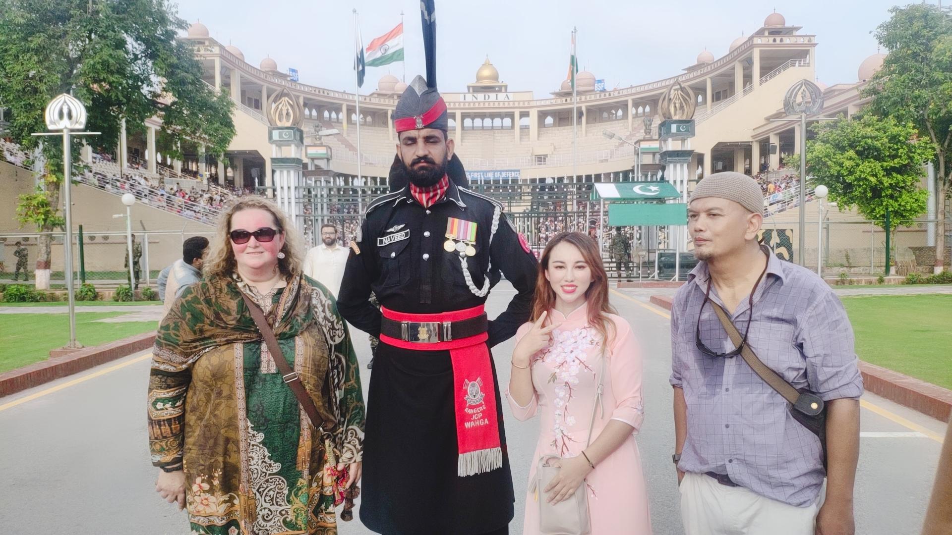 印度陆路进巴基斯坦攻略_游记
