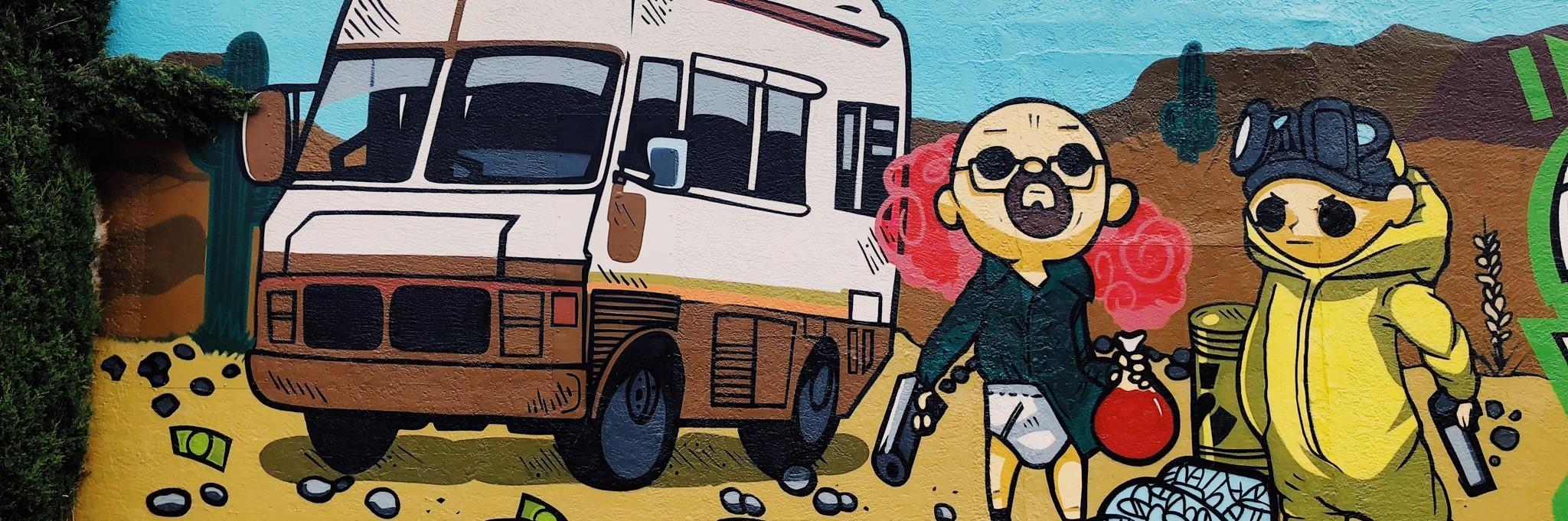 进入头号口碑美剧《绝命毒师》的世界,横跨三州的14日美国自驾之旅,新墨西哥州自助游攻略_游记