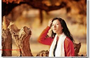 【额济纳旗图片】大漠美人----金秋西北行(2010.国庆)(3)