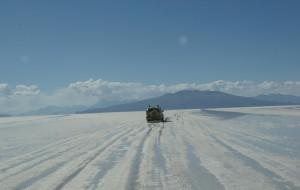 【玻利维亚图片】盐湖之行