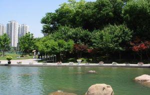 千岛湖娱乐-湖滨公园
