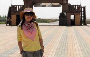 【中卫图片】大漠风光无限好——宁夏沙坡头