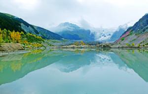 【波密图片】世界第三极--西藏之四:米堆冰川