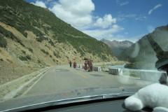 自驾伊兰特环游:来古、骷髅墙、山南、亚东、吉隆、普兰、古格、新藏线