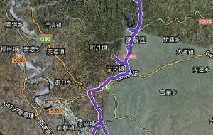 【遂宁图片】遂宁蓬溪之旅(含路线图)
