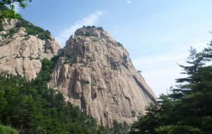 【泰安图片】夜爬泰山——红门上天烛峰下(超级详细)