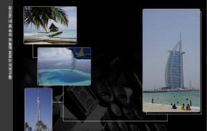【马尔代夫图片】人间奇迹+世间天堂,迪拜+马尔代夫Kuramathi不舍归来