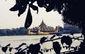 缅甸美食-卡拉维皇宫餐厅