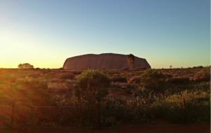 【乌鲁鲁-卡塔曲塔国家公园图片】2013 - 7月 Alice Spring. Uluru.澳洲北领地