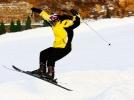 晋城白马寺滑雪场