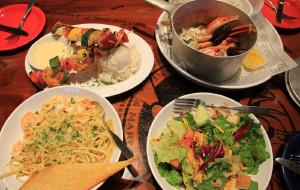 迈阿密美食-Bubba Gump Shrimp Co.