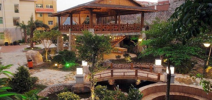 川捷温泉高尔夫俱乐部酒店
