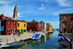 威尼斯:彩色岛