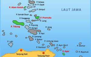 【雅加达图片】菜菜在印尼雅加达千岛群岛—pari岛(带你认识不一样的雅加达)