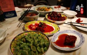 无锡美食-三凤桥·大排档
