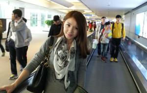 乘着秋风去旅行——首尔