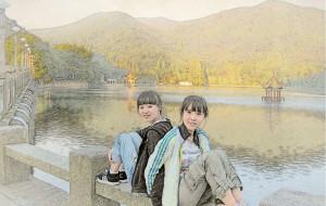 【庐山图片】我和闺蜜的约定——2012年第一站,庐山