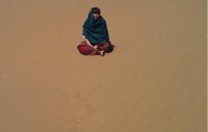 【库布齐沙漠图片】青春总得来一次沙漠之行——库布奇沙漠、呼和浩特、鄂尔多斯。