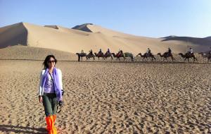 【临汾图片】逍遥行---带上棉袄,单车16天7600公里穿行在西北(京-冀-晋-陕-青-甘-宁-蒙-京)