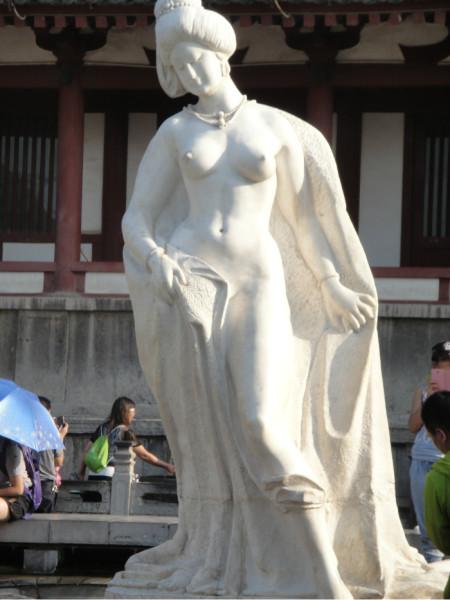 之西安 成都 九寨沟 黄龙 独行女憨大一段颠沛流离的旅程
