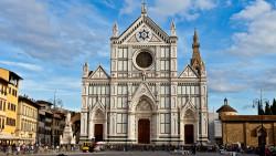 佛罗伦萨景点-佛罗伦萨圣十字大教堂