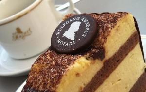 奥地利美食-Cafe Mozart