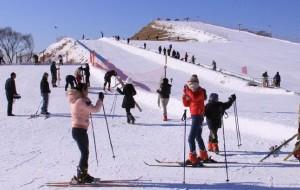 北戴河娱乐-集发滑雪场