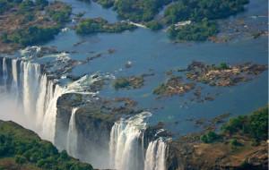 【津巴布韦图片】2012年10月13-20日津巴布韦维多利亚瀑布