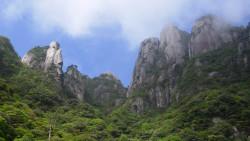 三清山景点-玉京峰景区